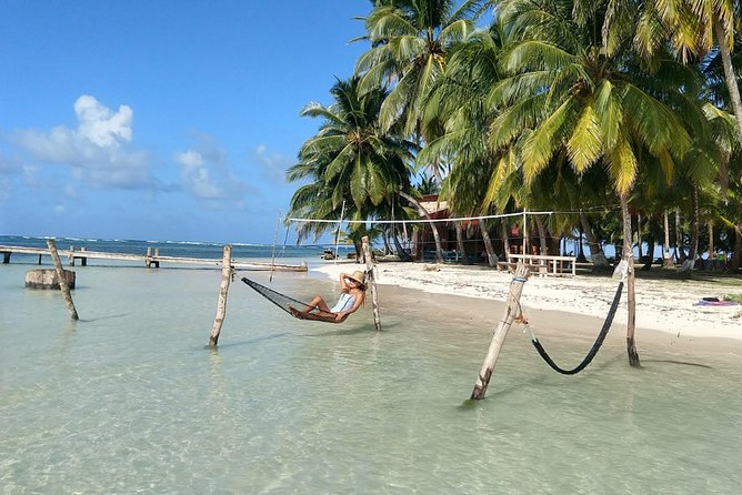 MORE PHOTOS, 2 days and 1 night on a Paradise Island in San Blas - Private Bedroom