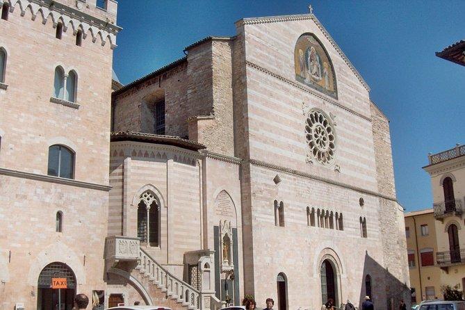 Private Transfer: Ciampino Airport (CIA) to Foligno or vice versa, Assisi, ITALIA
