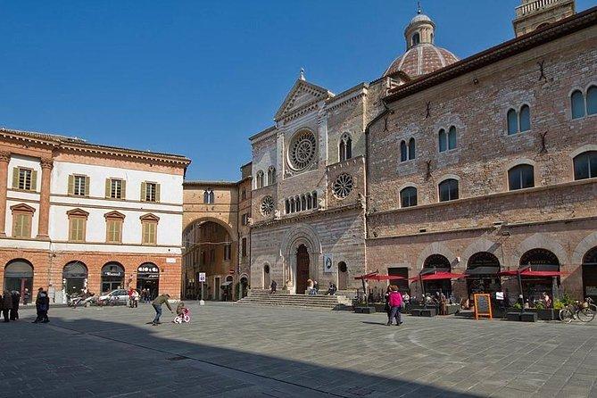 Private Transfer: Civitavecchia Port to Foligno or vice versa, Assisi, Itália