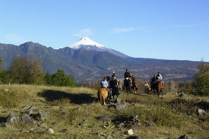 On our trails, from beginners to experts, everyone can experience their own personal freedom on horseback.<br>We begin every ride with an introduction to the horses and the Chilean style of riding because at Antilco we strive to give every visitor a personalized experience. Each rider is specifically matched to one of our twenty four well-trained and sure stepping Criollo horses to ensure maximal enjoyment!<br><br> Our professional, bilingual guides take a hands on approach and will teach you along the way so that you learn to actually ride your horse, instead of blindly following the leader.<br><br>