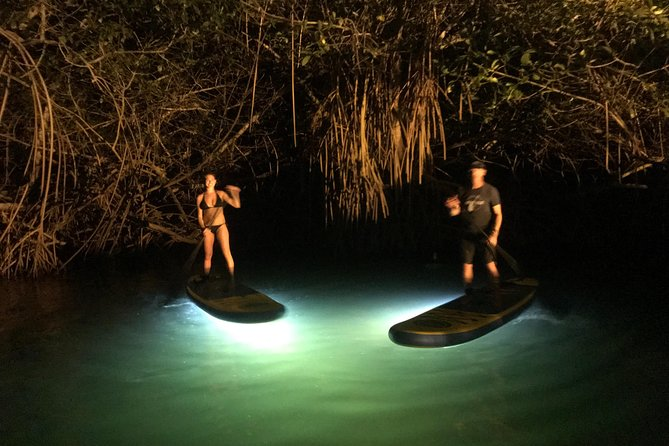 Small-Group Tour: LED Cartagena Sunset Paddle Board, Cartagena de Indias, COLOMBIA