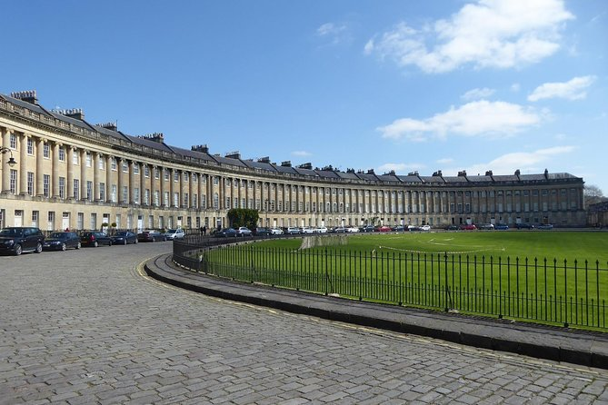 Get a great introduction to Bath on this 3 hour private walking tour of the city. You will see Bath's famous landmarks and learn about the city's past and present with a local guide who was born and grew up in the city. The tour includes a drive to a fantastic viewpoint over the city. There is an option to have either a morning or afternoon tour.