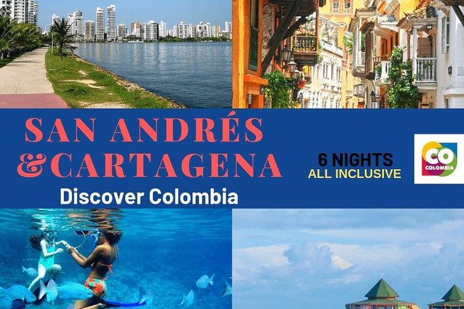 MAIS FOTOS, San Andres and Cartagena de Indias All Inclusive. 7 nights and 8 days