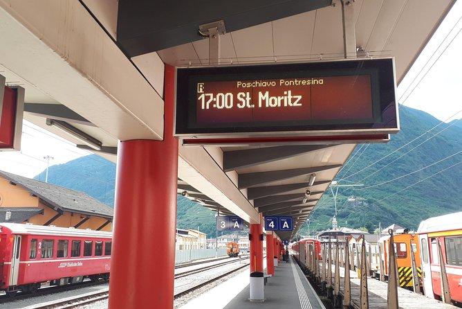 Tour to Bernina Express and Swiss Alps with Hotel Pick Up, Milão, Itália