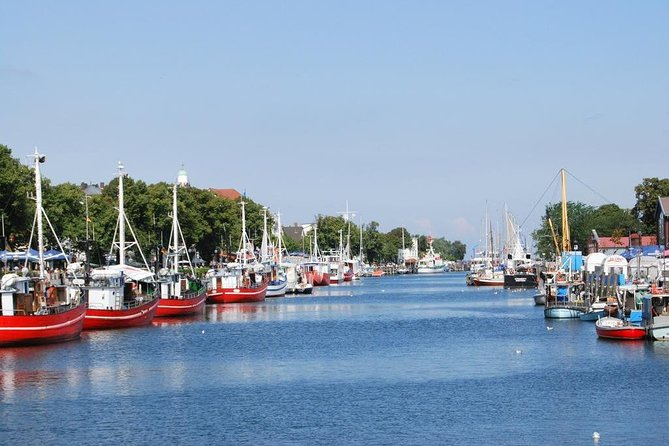 Join-in Shore Excursion: Rostock and Warnemuende, Rostock, ALEMANIA