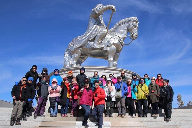 Terelj National Park Day tour, Ulan Bator, MONGOLIA