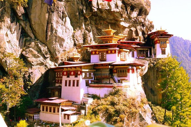 This tour is a road trip around the best of Bhutan with a circuit beginning and ending at Paro. The major highlight is a hike to the stunning Paro Taktsang Monastery 'Tiger's Nest'. The tour offers a full insight into the traditions and culture of Bhutan including visiting beautiful valleys and small villages to observe the daily lives of welcoming Bhutanese people. Throughout the tour, get a first-hand experience of unique Bhutanese culture, traditions, history, and religion along with witnessing majestic Himalayan panorama.<br><br>Bhutan tour starts landing at Paro then drive to the tiny capital Thimphu. Sightseeing in Thimphu takes you to several cultural landmarks. Further, proceed to Punakha passing over Dochula pass and Chimi Lhakhang then to 'Phobijikha Valley' in Gangtey. Then retrace the same route back to Paro. Go for a hike to Taktsang Monastery 'Tiger's Nest' (3120m) outskirts of Paro town. Tour in Bhutan ends the next day with dropping at Paro airport for your onward flight.