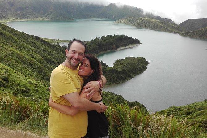 7 Cidades lake Fire lake Van tour, Ponta Delgada, PORTUGAL