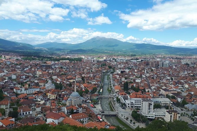 If you are planning a Balkan trip, Prizren is a must-see destination you should add to your bucket list. Prizren is considered as the cultural capital of Kosovo, mixing its rich history, incredible nature, religious tolerance and gastronomic delights. Prizren has played an important role in the region as an Illyrian settlement and a crossroads for the Byzantine and Ottoman empires, contributing to the unique architecture of the city. The best way to explore the town is by wandering through the streets passing by elegant medieval houses that fight for your attention. Did you know that The Church of Our Lady of Ljevis is a UNESCO World Heritage site? If you have to choose just one mosque to visit then visit the Sinan Pasha Mosque, rich in arabesque color and pattern. The view from the fortress on the hill above the town offers a great panorama of this astonishing town.
