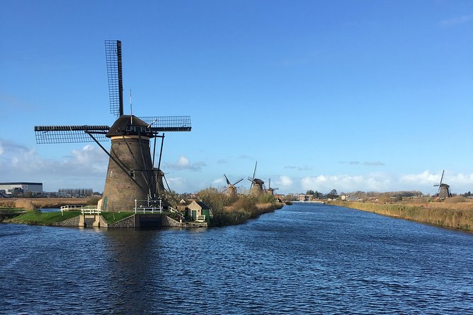 Private Customizable day tour from or to Rotterdam, Rotterdam, HOLANDA