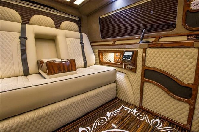 Ultra Luxury VIP Airport Transfer From/To Dalaman Airport, Kas, TURQUIA