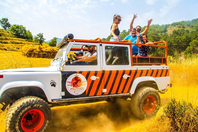 JEEP SAFARİ TOUR everyday from Alanya wıth the best price.<br>Starting from Alanya center, to the taurus mountains and rivers.