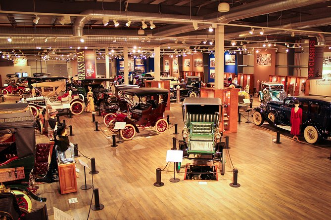 General Admission to the Fountainhead Antique Auto Museum Ticket, Fairbanks, AK, ESTADOS UNIDOS