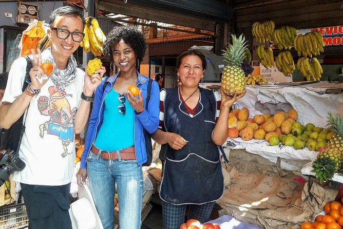 Food & Art: Lima Colors and Flavors Walking Tour, Lima, PERU