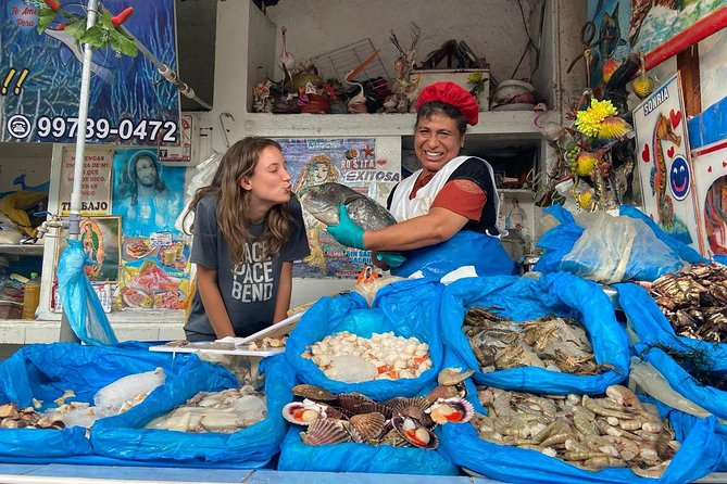 Local Markets & Food History Tour (Small Group), Lima, PERU