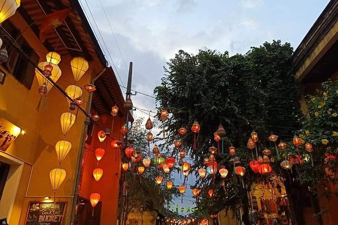 TOUR PROGRAM :MINIMUM : 2PAX<br><br>8:00a.m :Our Guide pick you up at your hotel in Da Nang or Hoi An city,Then, Depart from your hotel to My Son sanctuary which was once the Religious capital of the Champa Kingdom during the 4th to 13th centuries CE <br><br>My Son witnessed both the glorious and prosperous period of the Champa Kingdom as well as the Kingdom's decline. Despite the fall of the Champa Kingdom, the Cham culture continues to survive.<br><br>Your licensed guide will provide you with in-depth information on the history of each temple and will be ready to help you to take lots of stunning photos <br>around the ancient ruins.<br>Enjoy the traditional Apsara dance of the Cham ladies<br><br>Drive to Hoi An for lunch at a restaurant and take a walk around the ancient town, Your tour guide will explain the history of the Japanese bridge, a traditional house,a Chinese Assembly Hall, a cultural and historical museum and Have freetime to do shopping if you want.<br><br> Return to your hotel in Da Nang or Hoi An city.