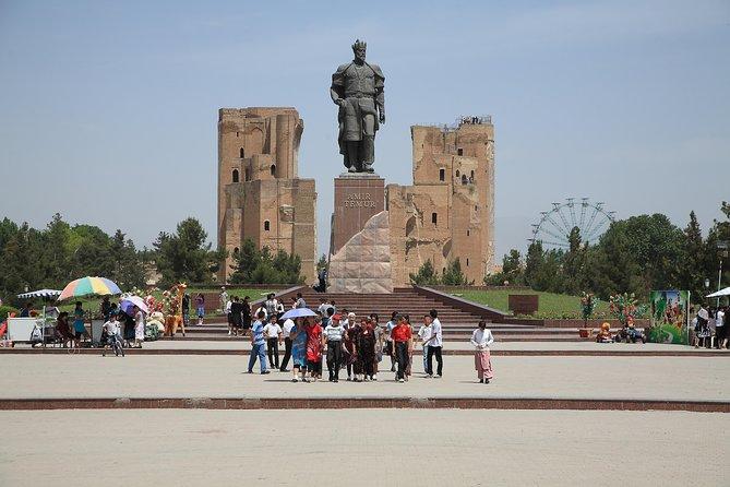 Overnight Tour of Samarkand and Shakhrisabz, Tashkent, UZBEKISTAN