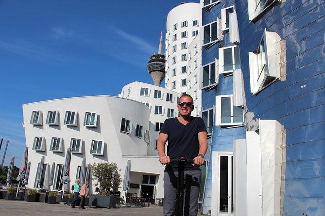 Düsseldorf Segway Tour: Rhine River Experience, Dusseldorf, ALEMANIA