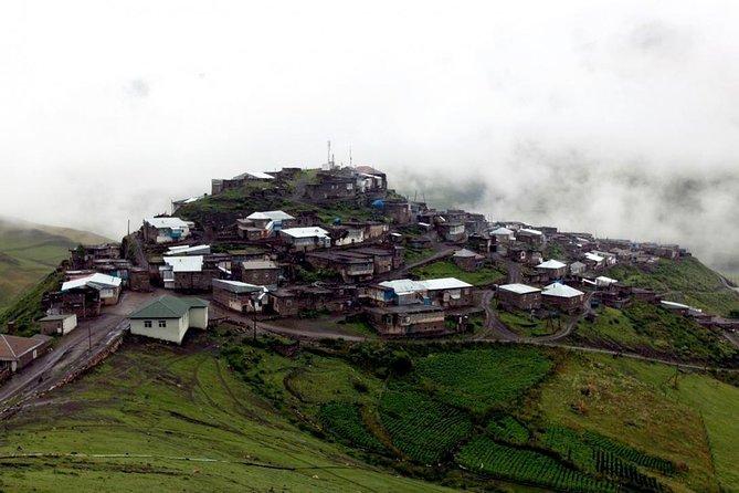 Khinalig village, Guba (Quba) Group Tour, ,
