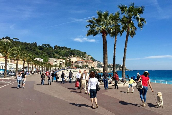 Cannes Shore Excursion : Private Custom Tour French Riviera Highlights with Local Guide, Niza, FRANCIA
