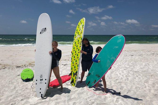 Learn to Surf - Pensacola Beach, Pensacola, FL, ESTADOS UNIDOS