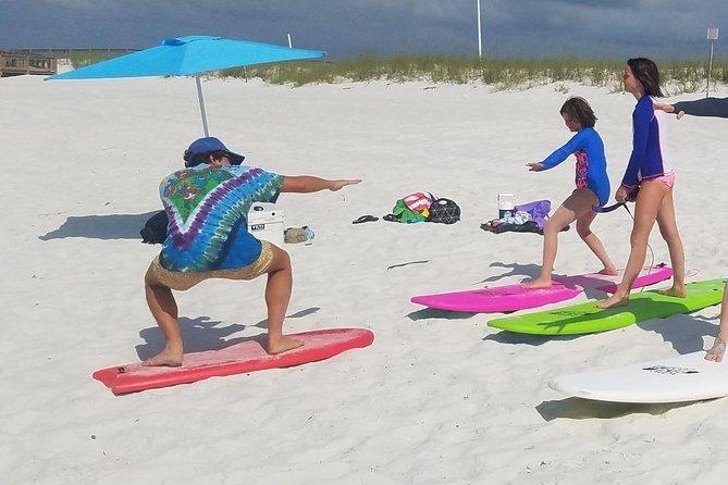 Learn to Surf - Navarre Beach, Pensacola, FL, ESTADOS UNIDOS