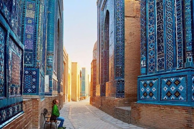 The only place in Central Asia where a relative of the prophet was buried and only where you can see the evolution of architecture over 20 centuries