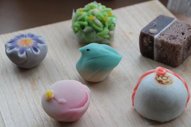 MORE PHOTOS, Learn How to Make Beautiful and Delicious Wagashi Sweets in Tokyo