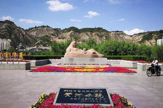 Lanzhou Private Day Tour: Gansu Museum, Xiguan Mosque, White Pagoda Mountain and Yellow River Cruise, Lanzhou, CHINA
