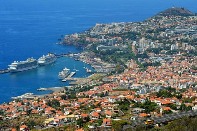 Madeira: Private Transfer to or from Caniçal, Funchal, PORTUGAL