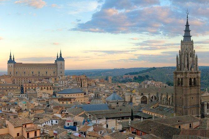 Tour a Cuenca y Toledo en un día desde Madrid con guía profesional, Toledo, ESPAÑA