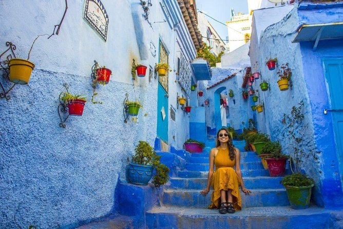 group day tour to the bleu city chefchaoune, Fez, MARROCOS
