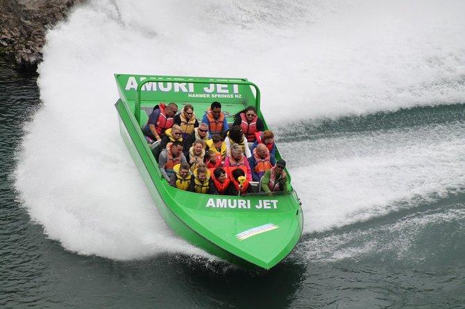 MÁS FOTOS, Amuri Adventure Jet Boating in Hanmer Springs