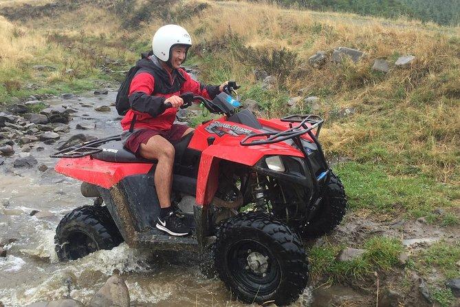 Experience a quad bike ride thru a Kiwi Farm full of farm tracks, creek crossing, gullies and gorgeous views of the Waiau Gorge. <br><br>