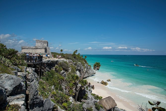Tulum Adventure (archeological zone-Atv-ziplines-cenote-lunch-drinks-rappel), Tulum, Mexico
