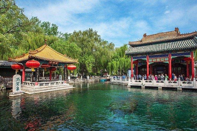4 Hour Jinan Private Walking Tour to Baotu Spring and Surroundings, Jinan, CHINA