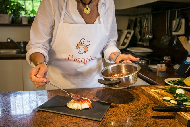 Local Market Tour and Dining experience at a local's home in Aosta, Aosta, ITALIA