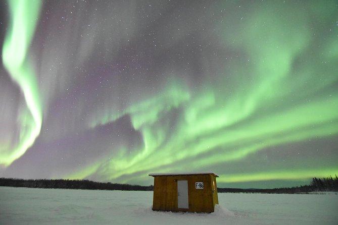 Aurora Borealis Viewing and Ice Fishing Adventure, Fairbanks, AK, ESTADOS UNIDOS