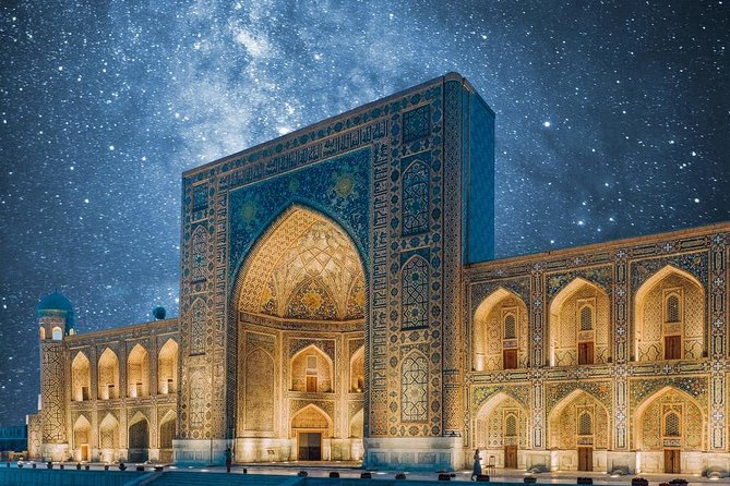 """Rome of the East, pearl of Asia - Amazing Samarkand!<br>With us in one day you will be able to get acquainted with the magnificent city.<br>Our professional guides and drivers will help you feel the admiration of the city.<br>Not without reason Alexander the Great said that """"More beautiful than I expected"""""""