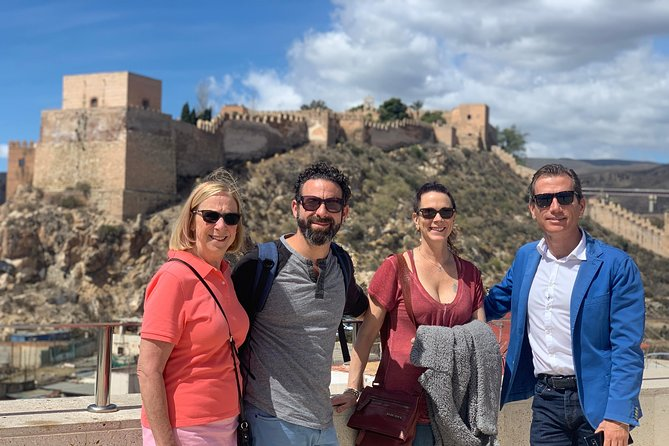 I will walk you through the historic district of Almería, share fun and little known facts and sites around the city and point out things to do once you are on your own.<br>
