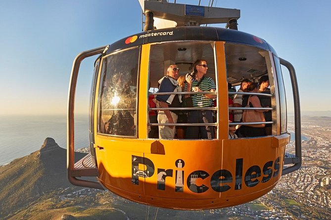 Join us on a fun-filled day and embark on a Cape of Good Hope/Cape Point private tour including the colorful houses in the Bo Kaap, cable car ride up and down Table Mountain, scenic drive along Chapman's Peak and a visit to Boulder's Penguins colony from Cape Town.