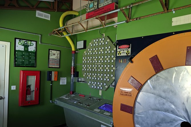 An Escape Room is a group activity designed for up to 8 players to find clues and solve puzzles and riddles in order to complete the task and escape a locked room. <br>Your tour of a refurbished 1970's era Nuclear Power Plant is suddenly interrupted when a malfunction occurs within the reactor. Now you're stuck in the control center, which is in lockdown mode, and you've got to get to the core to manually shut it down! Can you gather your wits and stop the meltdown before the reactor reaches critical stage turning you and your friends into radioactive toast?<br> Designed and built to compete with the best Escape Games in the world, this premium escape adventure will immerse you within the story with real-world influenced sets and situational puzzles that could make your team crack under pressure! Meltdown will require 1-2 participants to be able to climb a ladder and crawl or kneel in order to complete the mission.<br><br> Number of Players: 5-8, minimum of 4<br> Difficulty: Medium-High