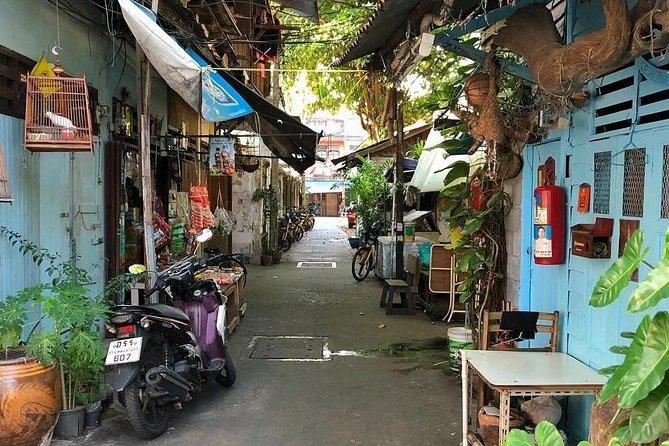 Experiencia en bicicleta del verdadero Bangkok, Bangkok, TAILANDIA