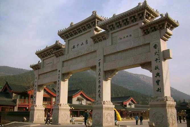 Flexible Luoyang Private Day Tour with Lunch, Luoyang, CHINA