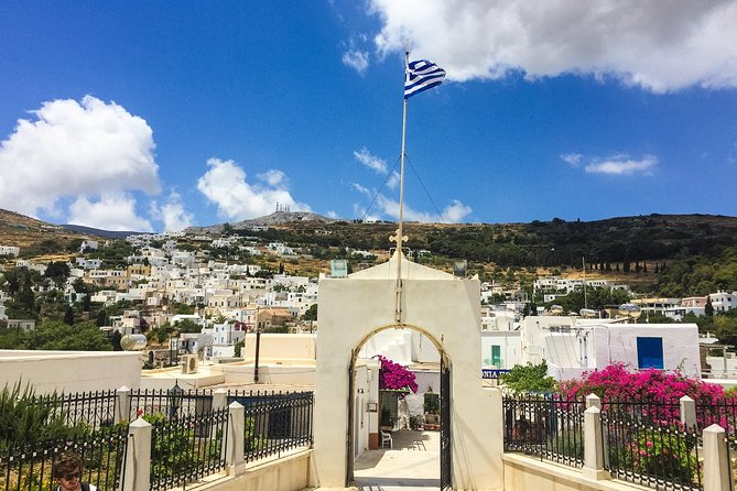 This is a walking tour of the village of Lefkes, Paros. <br><br>Optionally, we will take you to see a small church on the highest point of the village of Lefkes where we will take some beautiful photos of the view towards the island of Naxos. This is an incredible spiritual place that has had us awed ever since we have first visited. Before/ or after the tour we will stop at the best bakery of the village to taste some local delicious pies. Please note the walk is a bit steep you will need to be in a good shape to do it. We recommend wearing comfortable walking shoes.