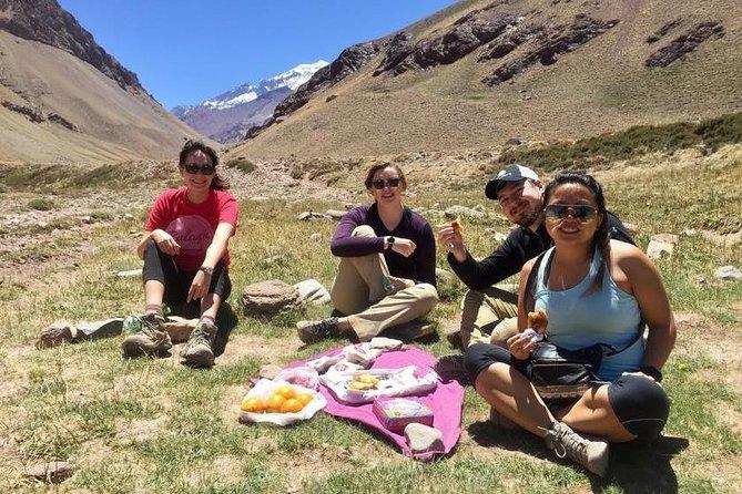Andes Mountain Tour Circuit Mt Aconcagua, Mendoza, ARGENTINA