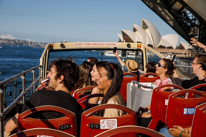 See the sights of Sydney and Bondi while you're in port in Sydney with a hop-on hop-off tour. Travel in an open-top double-decker bus, and see the best of Sydney on this shore excursion, with the freedom to get on and off whenever and wherever you please. Listen to the interesting commentary and spend as much or as little time at sights including Circular Quay, Kings Cross, the Rocks, Paddington, Double Bay or Bondi Beach before jumping aboard for the next stop -- the choice is yours!