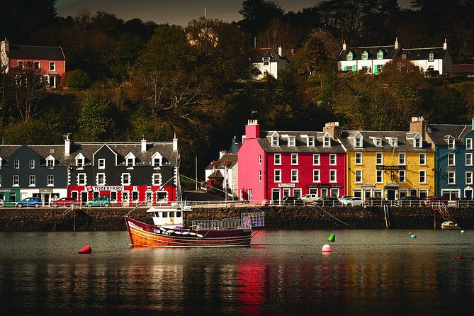 3-Day Loch Ness, the Isle of Mull and Glencoe Small-Group Tour from Aberdeen, Aberdeen, ESCOCIA