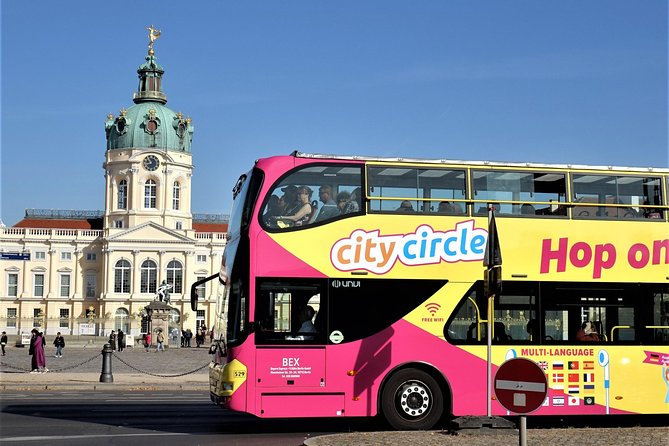 Berlin City Hop-on Hop-off Tour with Optional Cruise, Berlin, GERMANY