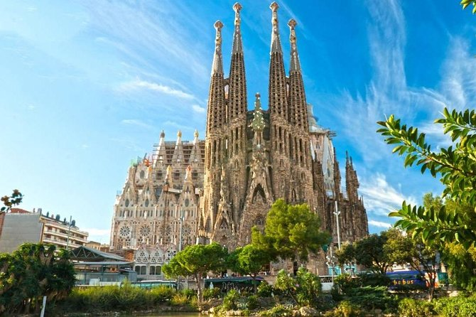 Enjoy fast-track access with Sagrada Familia Tickets. Avoid the regular admission line, pass through the security check and explore Barcelona's most iconic monument.